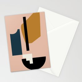 Shape study #2 - Lola Collection Stationery Cards