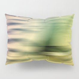 Safari Bird Abstract Pillow Sham
