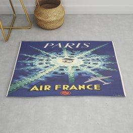 Vintage poster - Paris Rug