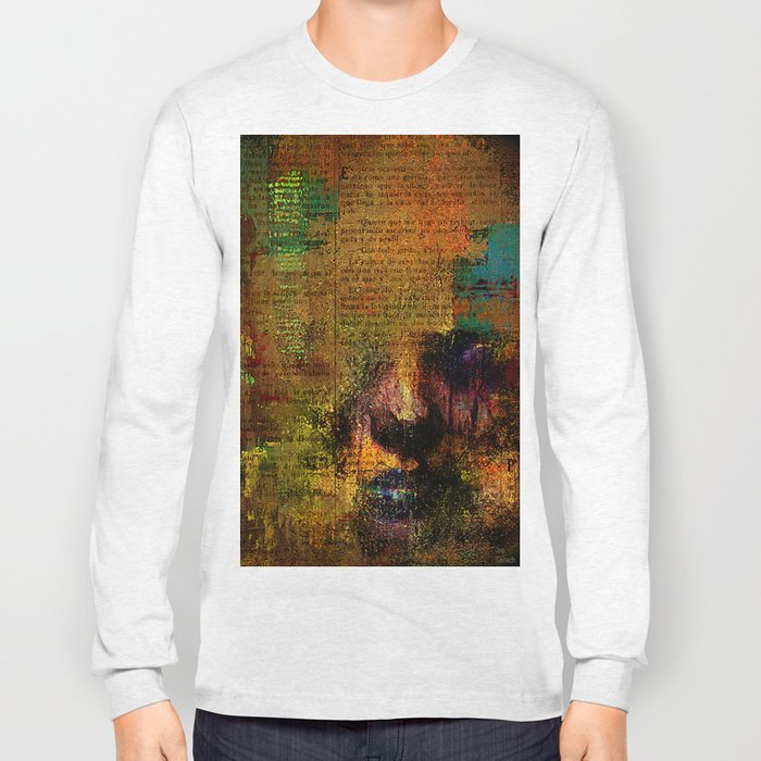The last letter Long Sleeve T-shirt