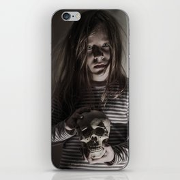 Come, sweet death iPhone Skin