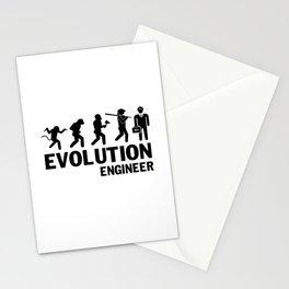 Evolution - Engineer Stationery Cards