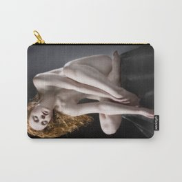 Redheaded Nude Carry-All Pouch