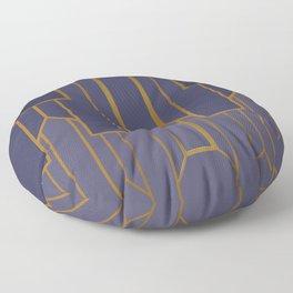 ART DECO G3 (abstract artdeco geometric) Floor Pillow