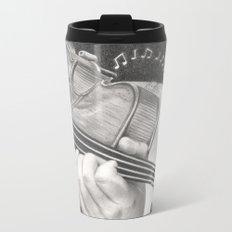 The Note Waltz Metal Travel Mug