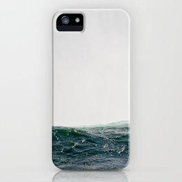 Dark Blue iPhone Case