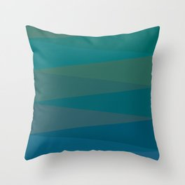 trokuti Throw Pillow