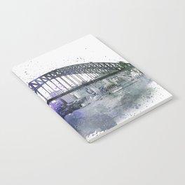 Sydney Harbor Bridge II Notebook