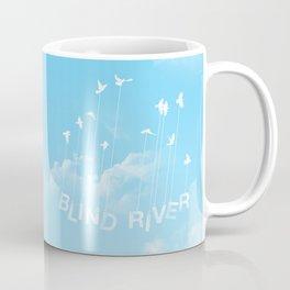 Blind River Birds (white) Coffee Mug