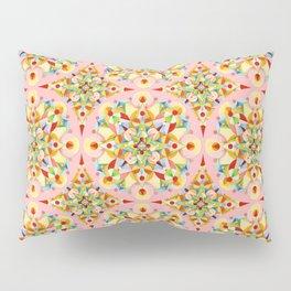 Pink Confetti Pillow Sham