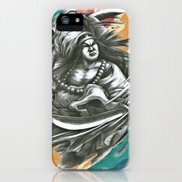 Japanese Samurai Ninja Warrior (20) iPhone Case