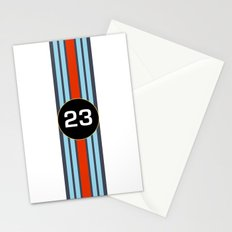 RACING COLOURS Stationery Cards
