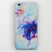 fairy tale iPhone & iPod Skins featuring Fairy Tale by Maria Lozano - Art