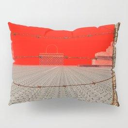 Squared: Curtain Pillow Sham