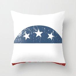 alexandria ocasio-cortez  Throw Pillow