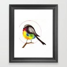 PaintyBird Framed Art Print