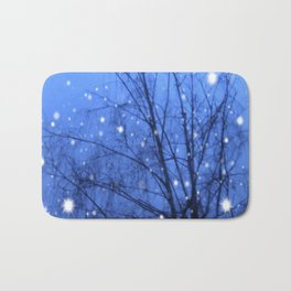 Starlit Tree Bath Mat