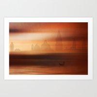venice Art Prints featuring Venice by Fine2art