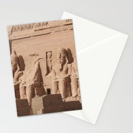 Abu Simbel 001 Stationery Cards