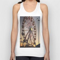 carnival Tank Tops featuring Carnival by ChaileyCrowdis