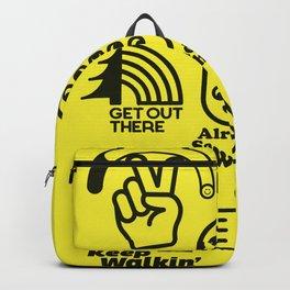 Flash Sheet Backpack