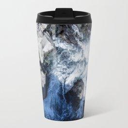 Þingvellir Waterfall Travel Mug