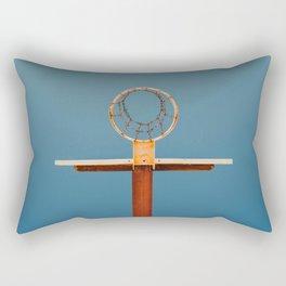 basketball hoop 5 Rectangular Pillow