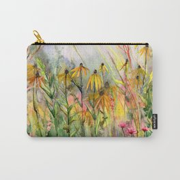 Uncertain Sunlight Carry-All Pouch