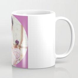 """John William Godward """"Violets, sweet violets"""" Coffee Mug"""