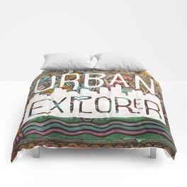 URBAN EXPLORER Comforters