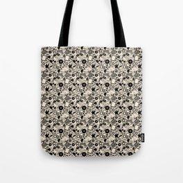 Design Makes The World Go 'Round Tote Bag