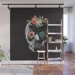 Flower Crown Wall Mural