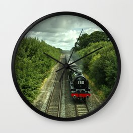 Willand Scot Wall Clock