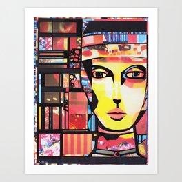 EASTER SPRING Art Print