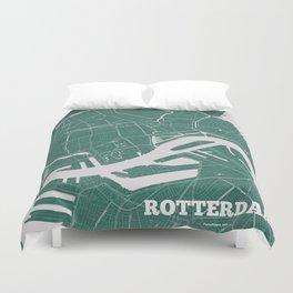 Rotterdam, the Netherlands 2018 Duvet Cover