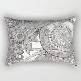 (ง๏‿๏)ง THE FIRSTEST OF THE FIRSTS  (ง๏‿๏)ง Rectangular Pillow