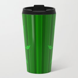 green tree 2 Travel Mug