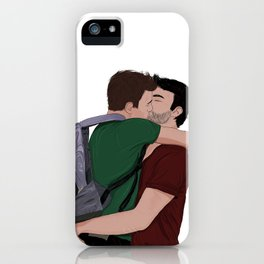 pick me up iPhone Case
