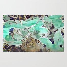 Tiled Abstract 11 Rug