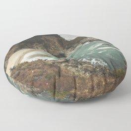 Big Sur - Julia Pfeiffer Floor Pillow