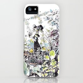 Teeming iPhone Case