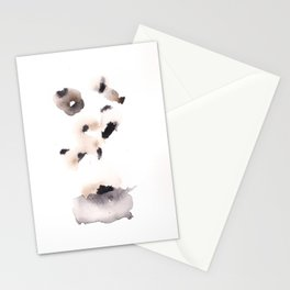 Temperance- 151124  Abstract Watercolour Stationery Cards