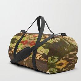 Carpet Bag Reimagined Duffle Bag