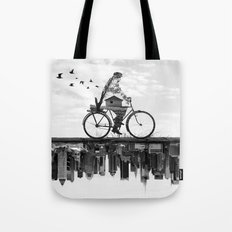 In Between Tote Bag