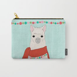 Llama Days Carry-All Pouch