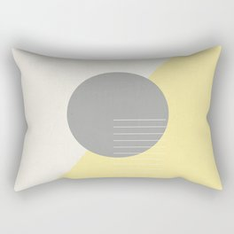 Offset Rectangular Pillow