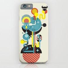 Blue Monster. iPhone 6s Slim Case
