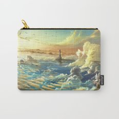 on shore of the sky Carry-All Pouch