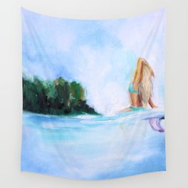 Dreaming Of Nicaragua Wall Tapestry