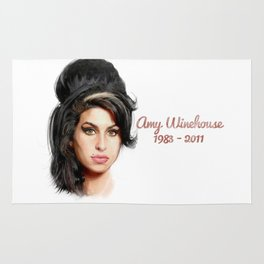 Winehouse, Amy Rug